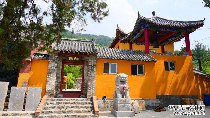 山东淄博竹林寺开光法会暨禅林书画展将于19年10月7日举行,欢迎参加